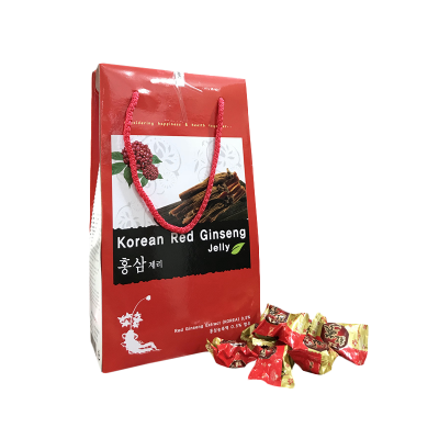 Kẹo dẻo hồng sâm Korean Red Ginseng Jelly