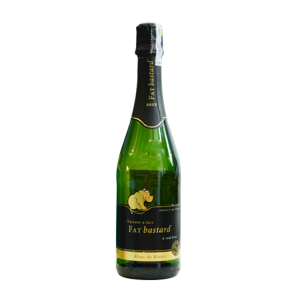 Vang Trắng Thierry & Guy Fat Bastard Sparkling Wine
